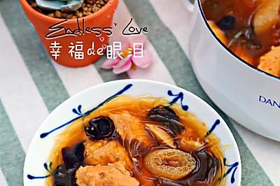 香港经典街头小吃:【碗仔翅】