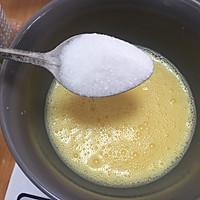 蕾丝~鸡蛋卷饼的做法图解4