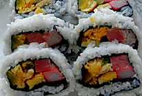寿司——反转寿司的做法