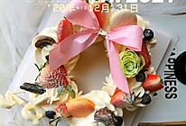 #豆果10周年生日快乐#花环纸杯蛋糕的做法
