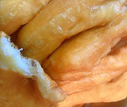 #人人能开小吃店#酥炸油条的做法