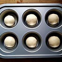 开花肉松小面包#我的烘焙不将就#的做法图解8