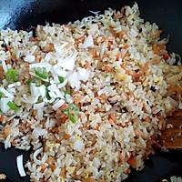时蔬海米炒饭的做法图解14
