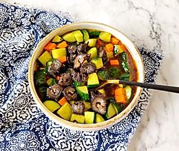 #花10分钟,做一道菜!#凉拌海参的做法