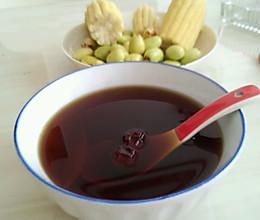 暖宫红糖水的做法