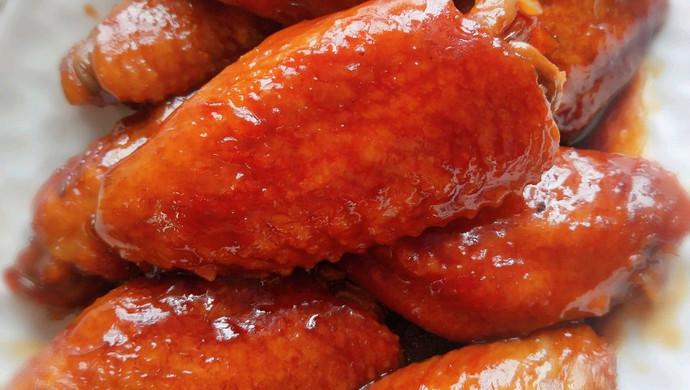 成长记忆中的熟悉的好味道:可乐鸡翅