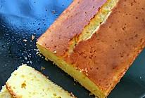橘味磅蛋糕的做法