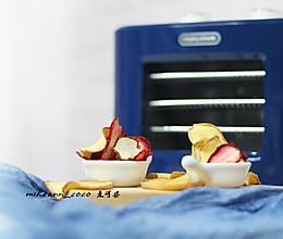 宝宝辅食—自制水果片(12+)【干果机版】的做法