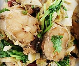 鳕鱼炖白菜的做法