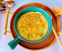 #我的养生日常-远离秋燥#蛤蜊蒸蛋的做法