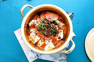 不去韩国也能吃的韩式辣酱汤