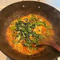 #味达美名厨福气汁,新春添口福#西红柿鸡蛋面的做法图解5