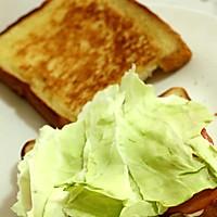 火腿三明治的做法图解8