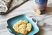 宝宝米粉纽扣饼干#嘉宝笑容厨房#的做法