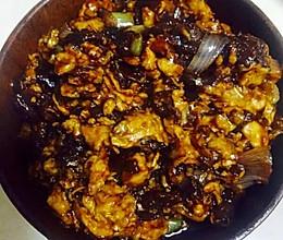 东北鸡蛋酱--拌面、蘸酱菜的绝配,素食者看过来的做法