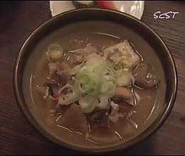 【深夜食堂】食堂固定菜猪肉套餐!的做法