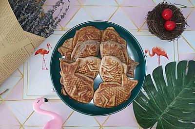 全麦鲷鱼烧(减脂菜单)