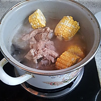 时蔬大骨汤的做法图解4