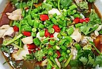 青椒鱼片的做法