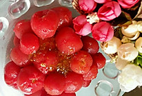 蜜汁圣女果的做法