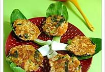 胡萝卜米饼的做法