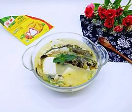 豆腐昂刺鱼汤#鲜有赞,爱有伴#的做法