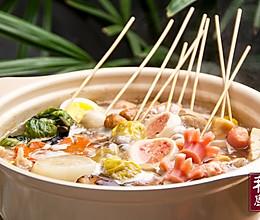 小羽私厨之日式关东煮的做法