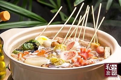 小羽私厨之日式关东煮