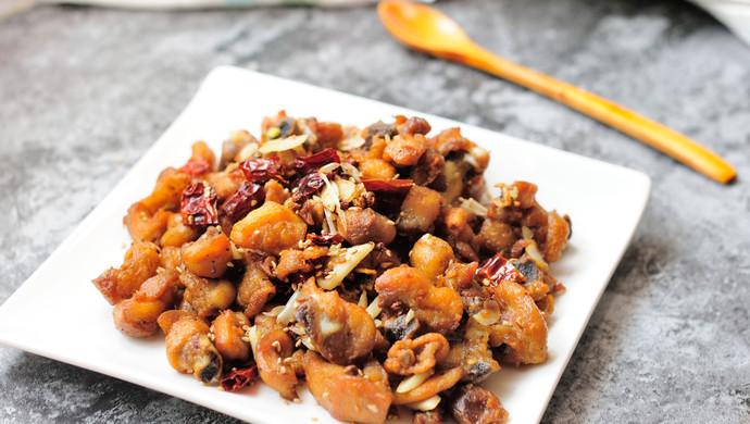 【新品】家常干煸辣子鸡(微辣版) 宴客必备硬菜 百分百复制饭店口味