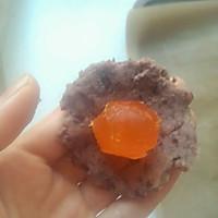 蛋黄酥#自己做更健康#的做法图解13