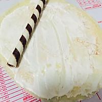 榴莲巧克力卷的做法图解8