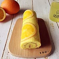 香橙蛋糕卷的做法图解21