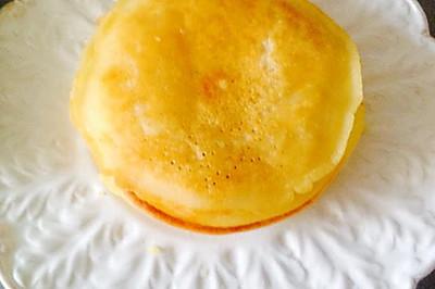 见证外国人厨艺的pancake