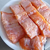 黑椒三文鱼的做法图解3