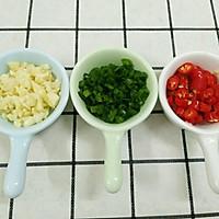 夏天最喜欢吃的蒜香秋葵,让你胃口大开的做法图解5