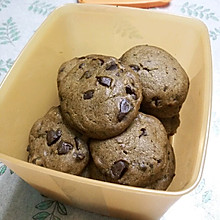 【特百惠多用锅烤饼干】巧克力葡萄干软曲奇