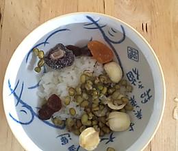 绿豆汤的做法
