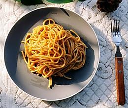 #今天吃什么#黑椒汁意面的做法