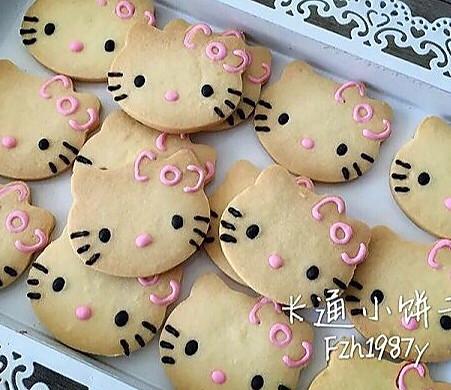 可爱卡通小饼干~小朋友最爱