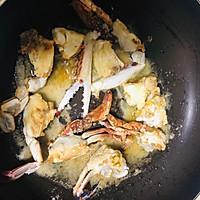 香辣梭子蟹烩年糕的做法图解16