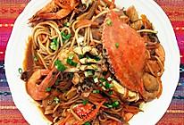 青海大王-韩剧《一起用餐吧》海鲜面的做法