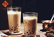 不加水的秘方奶茶:黑糖炒奶茶 (/珍珠奶茶)的做法