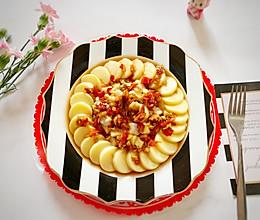 #餐桌上的春日限定#蒜蓉日本豆腐的做法