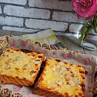 岩烧乳酪#百吉福芝士面包#的做法图解9