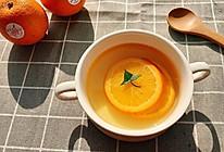 冰糖炖橙子的做法