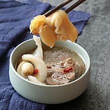 花胶玉竹肌肤汤