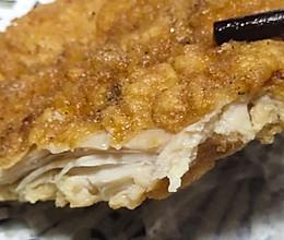 椒盐鸡排---助力高考营养餐的做法
