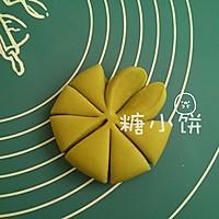 幸运四叶草【菠菜馒头】的做法图解8