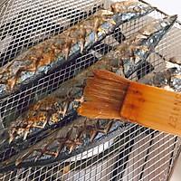 快手菜—烤箱版—孜然秋刀鱼的做法图解8