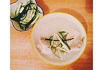 Kiki 的鱼汤的做法